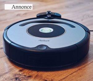 Robotstøvsuger – slip for at gøre rent