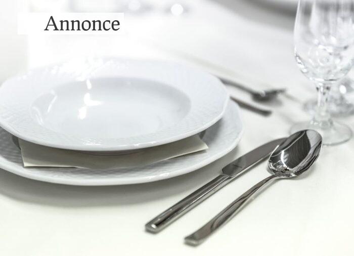 Smuk og funktionelt spisebord er familiens samlingssted