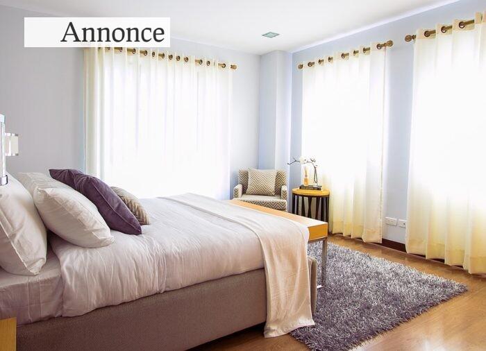 4 tips til at få dit værelse til at se mere indbydende ud