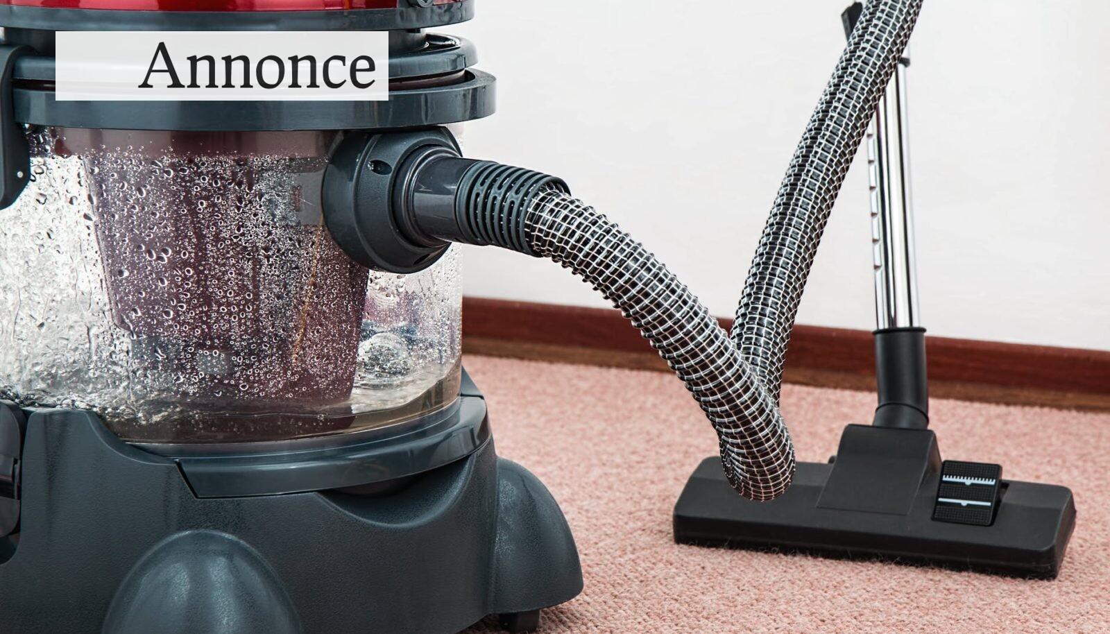 Guide: Smart støvsugning