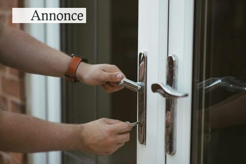 Pas på dine kæreste ejendele med brandsikrede døre