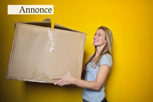 At flytte behøver ikke være tungt